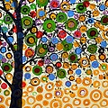 Garden Of Moons #2 by Amy Giacomelli