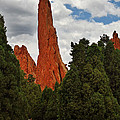 Garden Of The Gods - A Breathtaking Natural Wonder by Christine Till