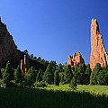 Garden Of The Gods by Garry McMichael