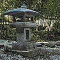 Garden Pagoda by Jacklyn Duryea Fraizer