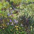 Garden Party by Dee Carpenter