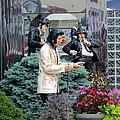 Garden Party by Kay Novy