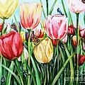 Garden Party by Shana Rowe Jackson