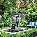 Garden Statuary by Kristin Elmquist