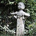 Garden Statuary by Teresa Mucha