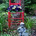 Garden Stil Llife 1 by Douglas Barnett