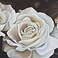 Gardenias  by Judy  Hilton