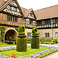 Gardens At Cecilienhof Palace by Jon Berghoff