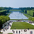 Gardens At Palace Of Versailles France by Jon Berghoff