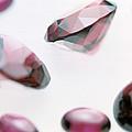 Garnet Gemstones by Lawrence Lawry