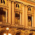 Garnier Opera House by Brian Jannsen