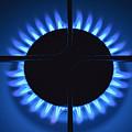 Gas Flame by Raimund Linke