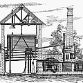 Gas Works, 1815 by Granger