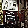 Gaspump  by The Artist Project
