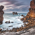 Gate In The Ocean by Evgeni Dinev