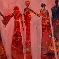 Gathering Of Women by Lynn Chatman