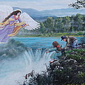 Gaurdian Angel by Michael Wawrzyniec
