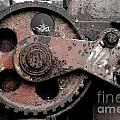 Gear Wheel by Mats Silvan