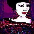 Geisha 3 by Natalie Holland