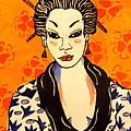 Geisha No. 1 by Patricia Lazar