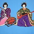 Geisha Serenade by Stephanie Moore