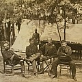 General Charles Francis Adams Jr by Everett