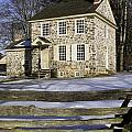 General George Washington Headquarters by Sally Weigand