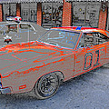 General Lee One by David Lee Thompson