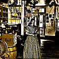 General Store Harpers Ferry by Bill Cannon