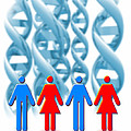 Genetic Sexuality by Victor Habbick Visions