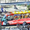 Genoa Sightseeing City Bus by Enrico Pelos