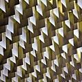 Geometric Ceiling by Gerard Hermand