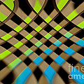 Geometrical Colors And Shapes 1 by Kaye Menner