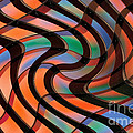 Geometrical Colors And Shapes 2 by Kaye Menner