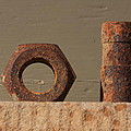 Geometry In Rust by Cynthia Cox Cottam