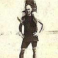 George 1, Long Beach, Ny by Joan Hartenstein