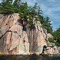 George Lake by Ted Kinsman