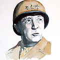 George S Patton by Ray Johnstone