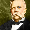 George Westinghouse by Photo Researchers