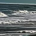 Georgia - Ocean Sparks by Ericamaxine Price