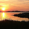 Georgian Bay Sunset by Don Downer