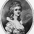 Georgiana Shipley (1752-1806) by Granger