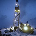 Geothermal Power Station Drilling by Ria Novosti