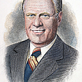 Gerald Ford (1913-2006) by Granger