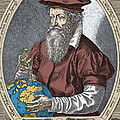 Gerardus Mercator, Flemish Cartographer by Science Source