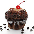 German Chocolate Cupcake by Andee Design