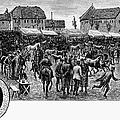 German Market, C1890 by Granger