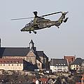 German Tiger Eurocopter Flying by Timm Ziegenthaler