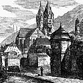 Germany: W�rzburg by Granger
