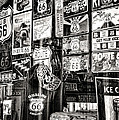 Get Your Kicks On Route 66 II by Diane Wood